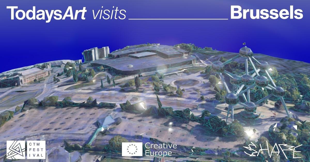 iMAL joins TodaysArt for 'TodaysArt visits Brussels'